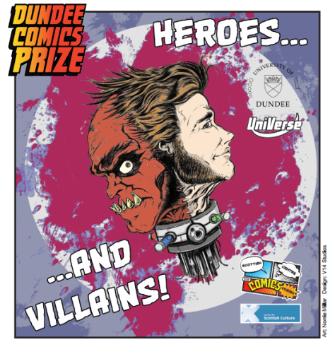 norrie comics prize pic