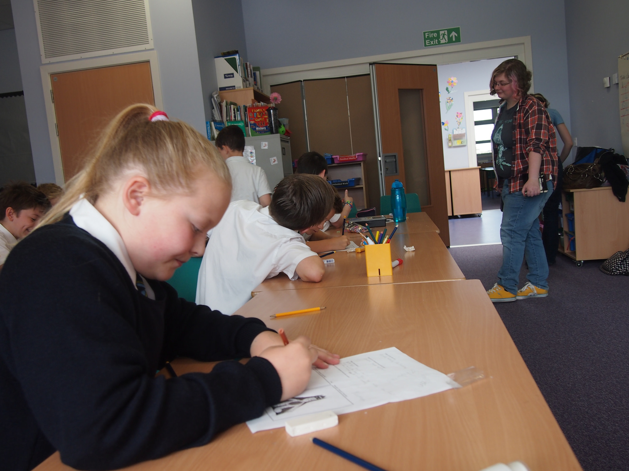 Classroom Exercise Ideas ~ Comics in the classroom workshop at st clements primary