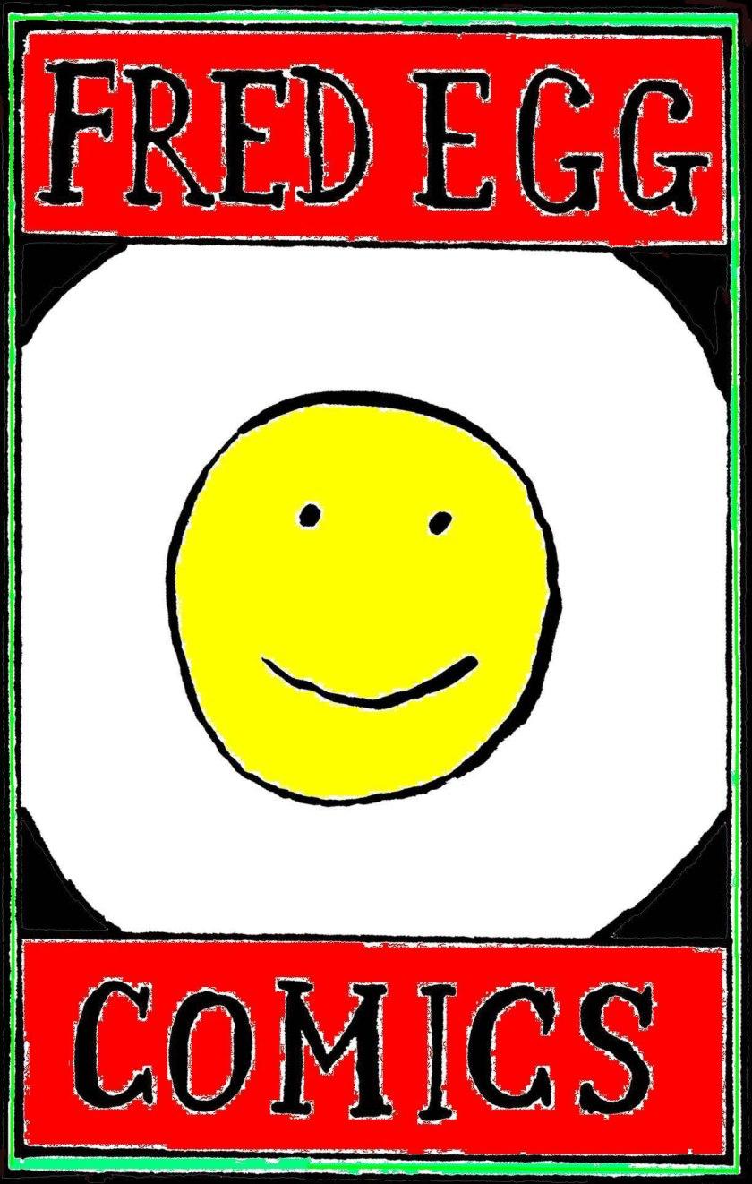 Fred Egg Comics logo
